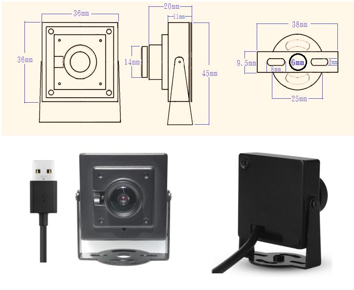 USB电脑摄像头